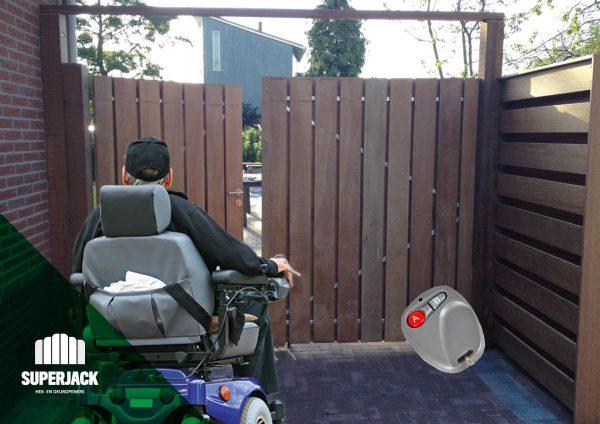 poortopener invalide sw6010